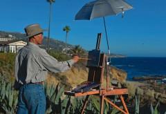 Local artist Michael Situ | Photo by Annie Situ