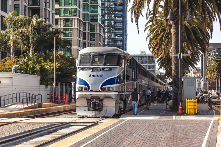 Amtrak offers complimentary rides for children 2 to 12 in October.