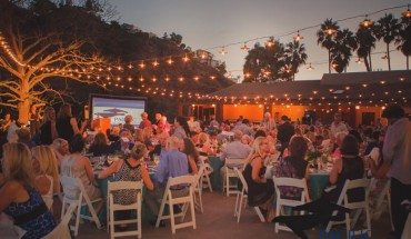The gala was held at The Ranch at Laguna Beach.