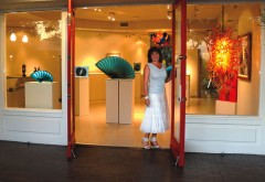 Avran Art & Design gallery owner Marta Juhasz | Photo courtesy of Avran Art & Design
