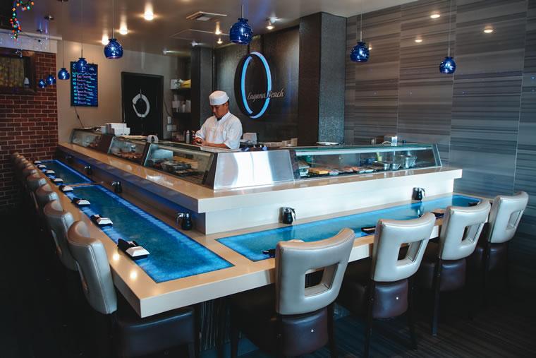 O Laguna Beach Sushi
