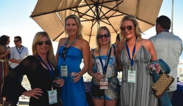 Elisa Hirsch, Celeste DiRocco, Melinda Ullring, Melissa Brooks
