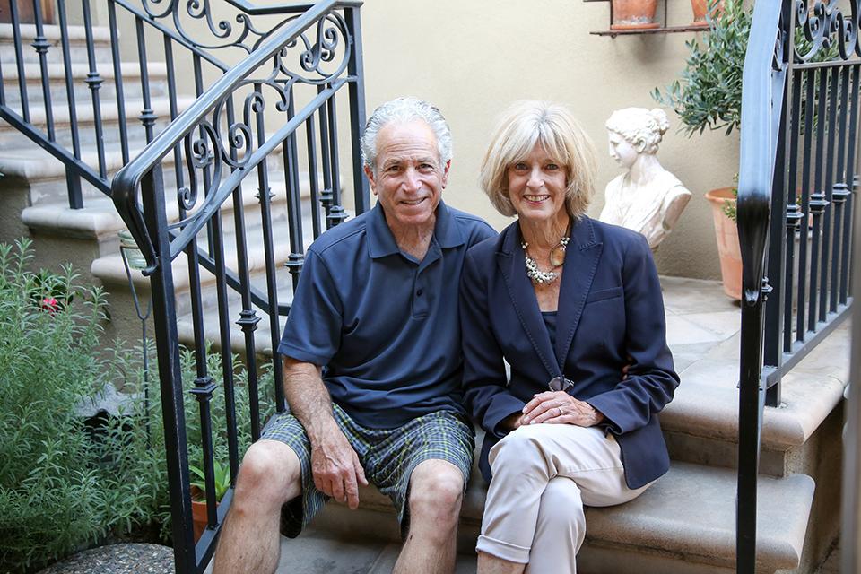 John and Penny Marino