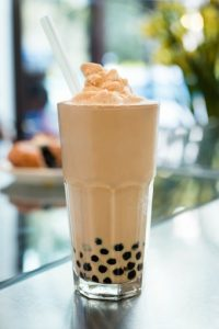 Divine Spice Chai milkshake