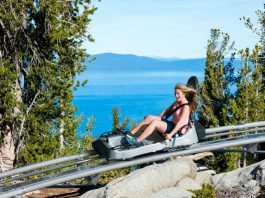 Heavenly Mountain Resort at Lake Tahoe