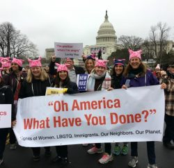 WOMENS MARCH credit Lisa Mansour