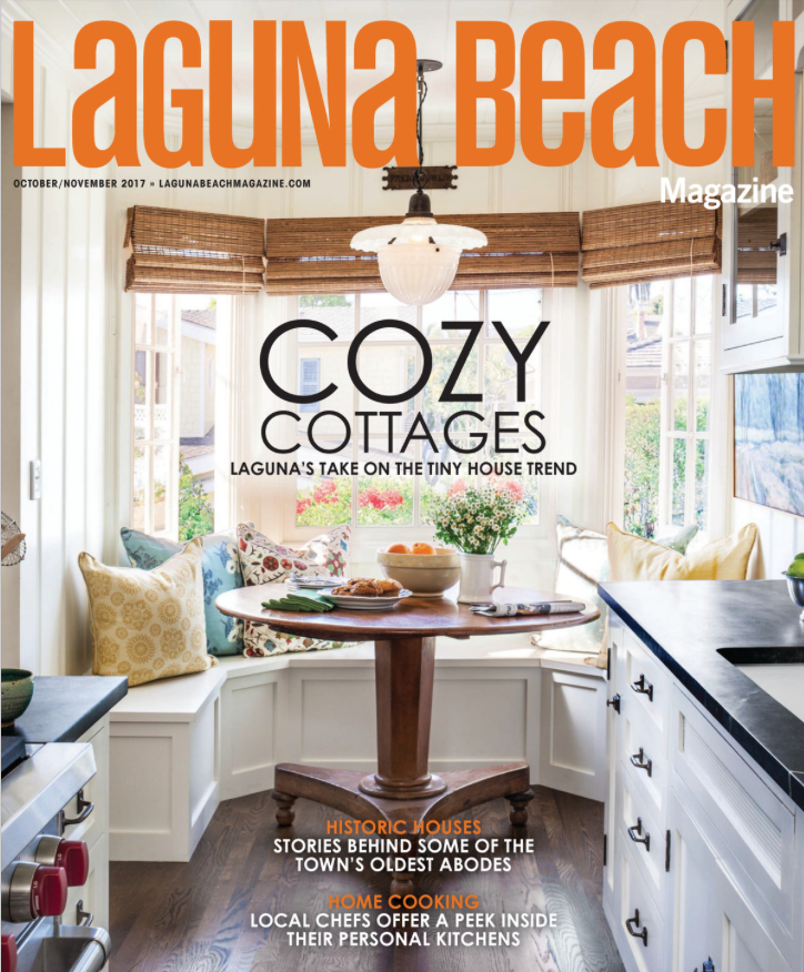 Laguna Beach Magazine October:November 2017