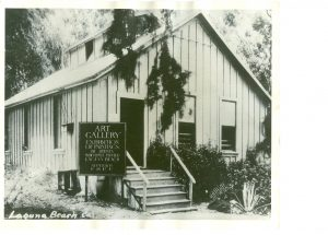 Laguna Beach Art Association circa1918