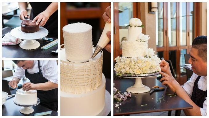 Richard Soto Wedding Cake