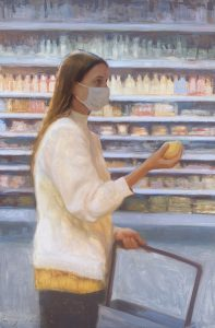 """""""At the Grocery Store"""" by Kelley Mogilka"""