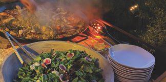 Campesino Paella dinner_credit Justine Amodeo