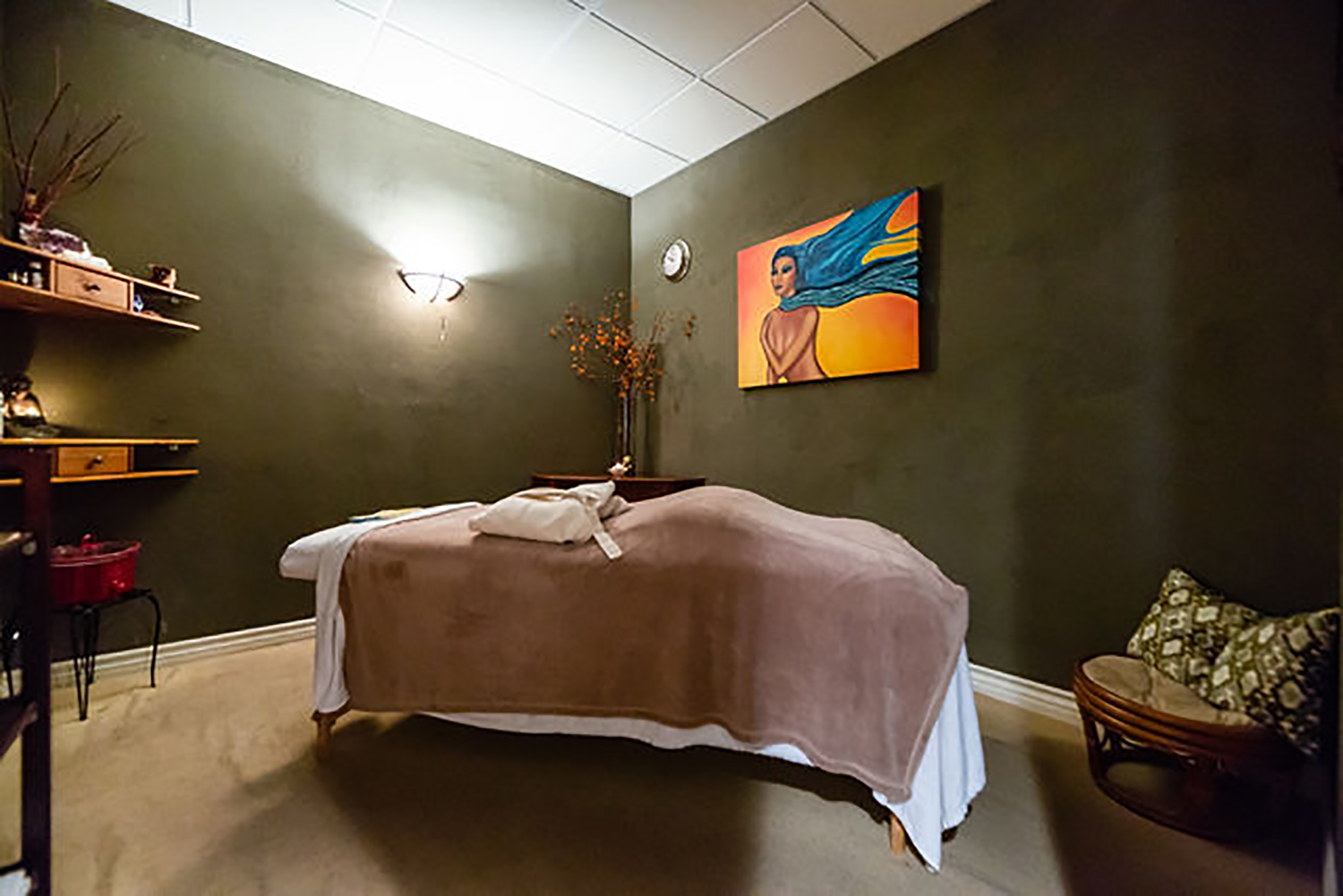 Massage treatments by Laguna Canyon Spa