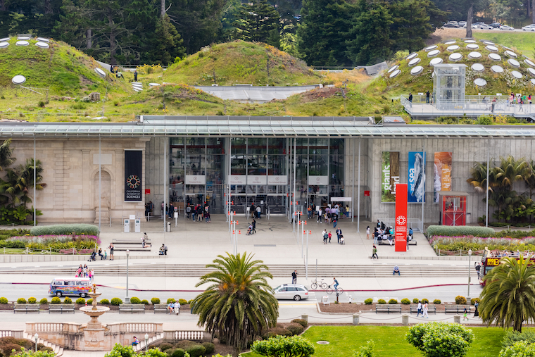 California Academy of Sciences_credit Sundry Photography/Shutterstock.com