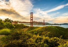 Golden Gate Bridge_credit wulfman65/Shutterstock.com