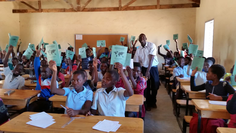 Since 2008, Direct Connections to Africa has started three preschools and two educational centers.   Photo Courtesy of Courtesy of Mary Ellen Carter