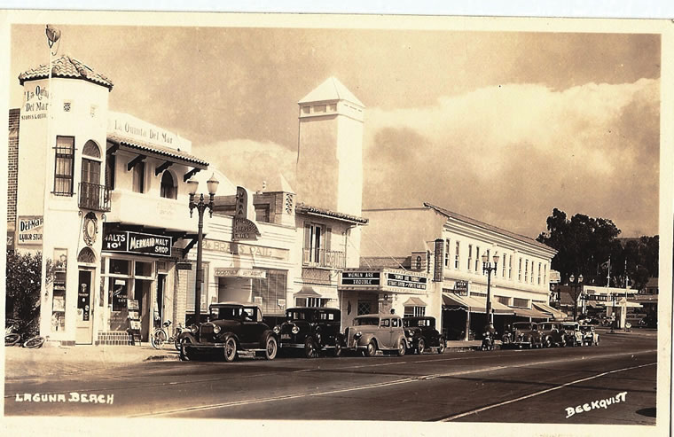 Photo courtesy of Laguna Beach Historical Society
