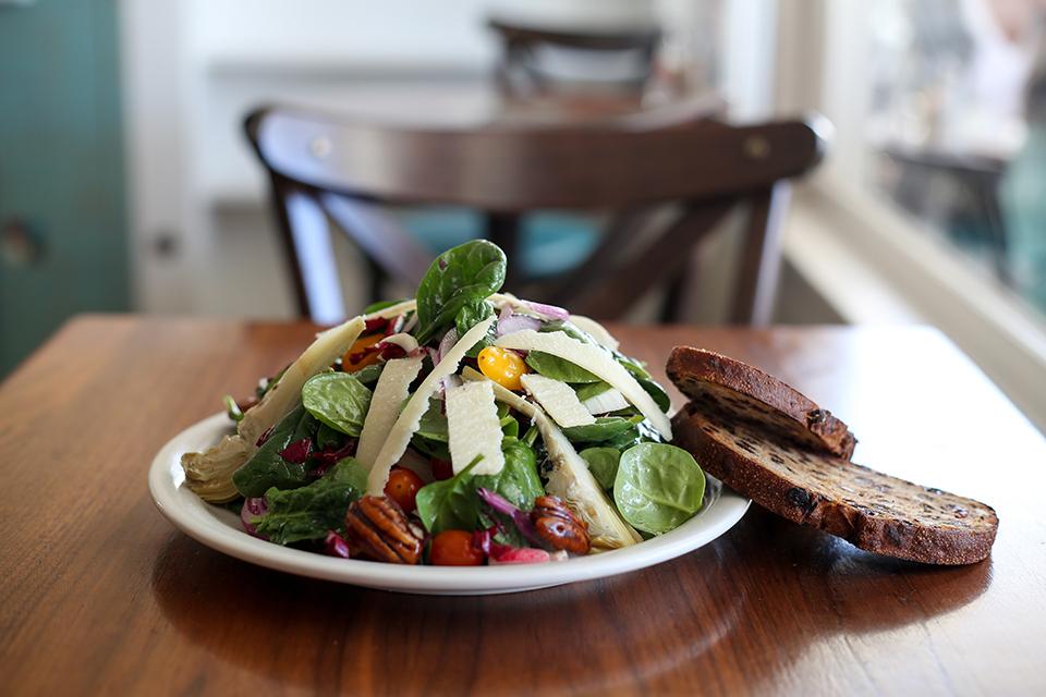 Urth Farmer's Salad at Urth Caffé