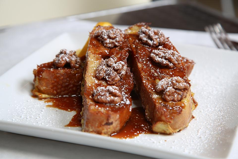 Caramel French toast (By Jody Tiongco)