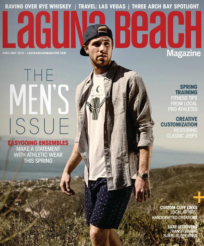 Laguna Beach Magazine Summer 2016