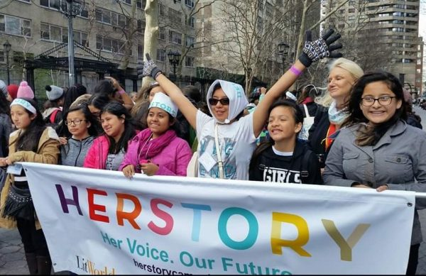 Herstory march