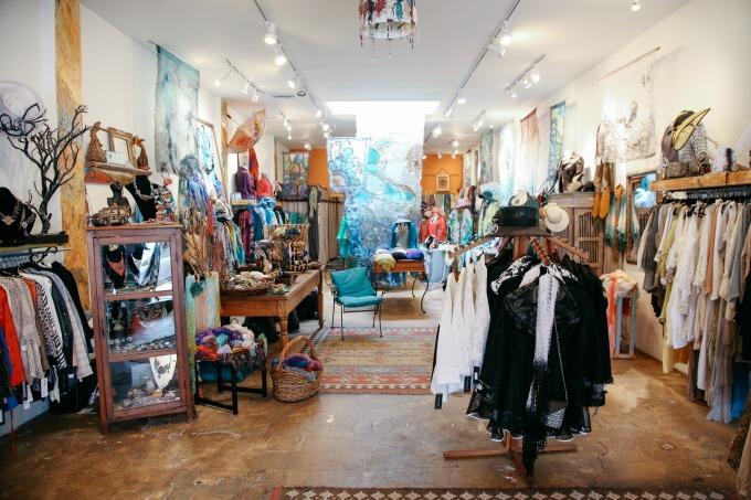 Duet boutique sells fashionable and unique items that also tend to be eco-friendly.