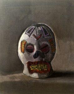 Skull #5 by Dan McCleary