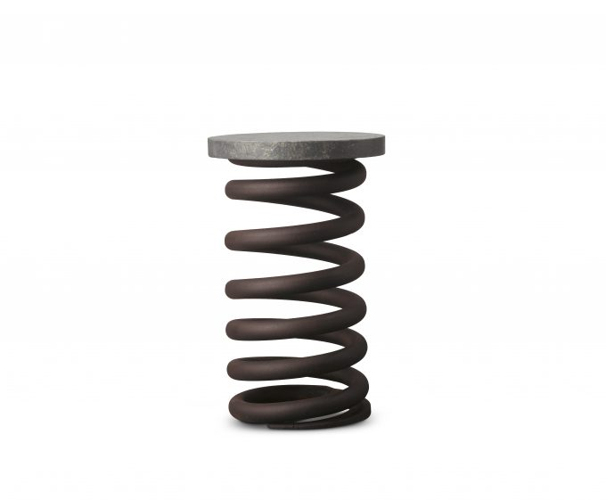 Coil Stool