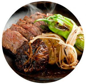 Nobu Beef Tobanyaki