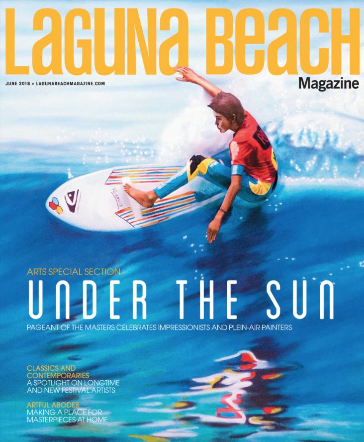 Laguna Beach Magazine June 2018