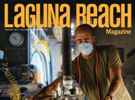 Laguna beach Magazine spring 2021