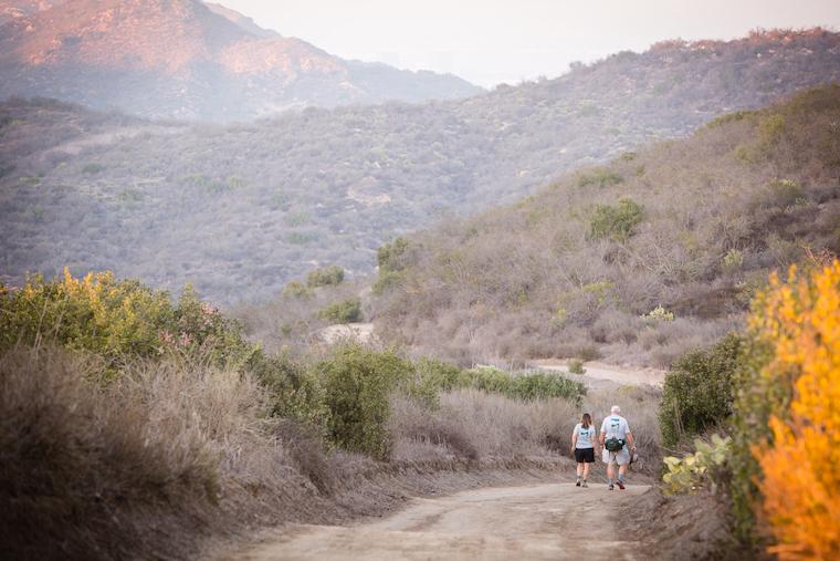 Bommer Ridge Trail_credit Jon Barber