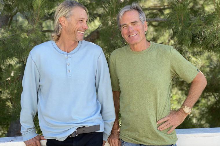 La Vida Laguna co-owners Doug Oyen and Billy Fried