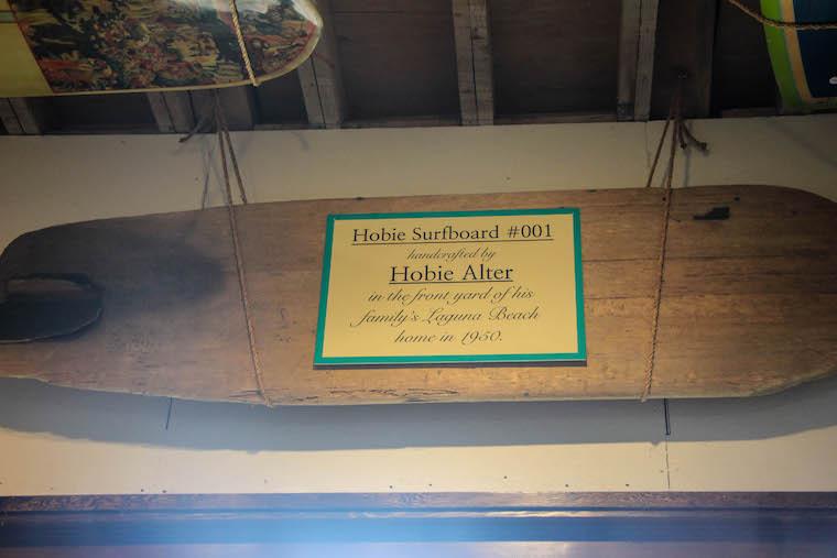 Hobies first surfboard_credit Ashley Ryan