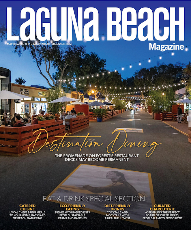 Laguna Beach Magazine March April 2021