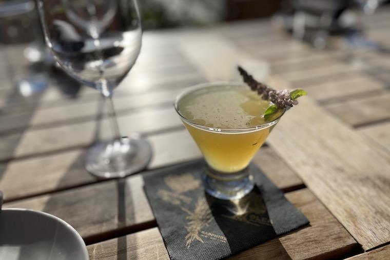 Liquid Diet cocktail_credit Sapphire, Cellar-Craft-Cook