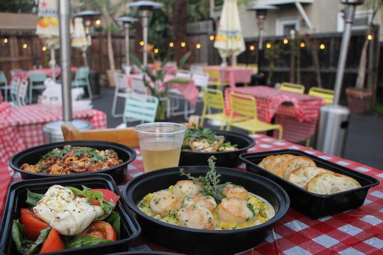 Ristorante Rumari takeout food_by Ashley Ryan