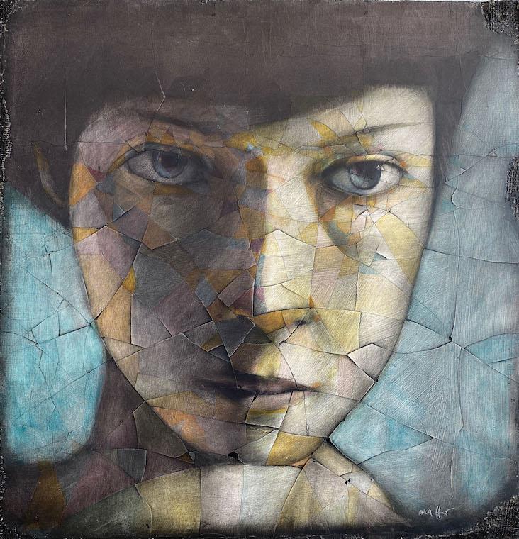 Stephen Maffin Keeping it Real_credit Sue Greenwood Fine Art