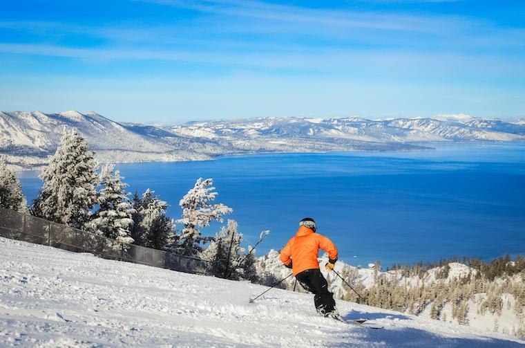 Heavenly in Lake Tahoe_credit Brad Smith