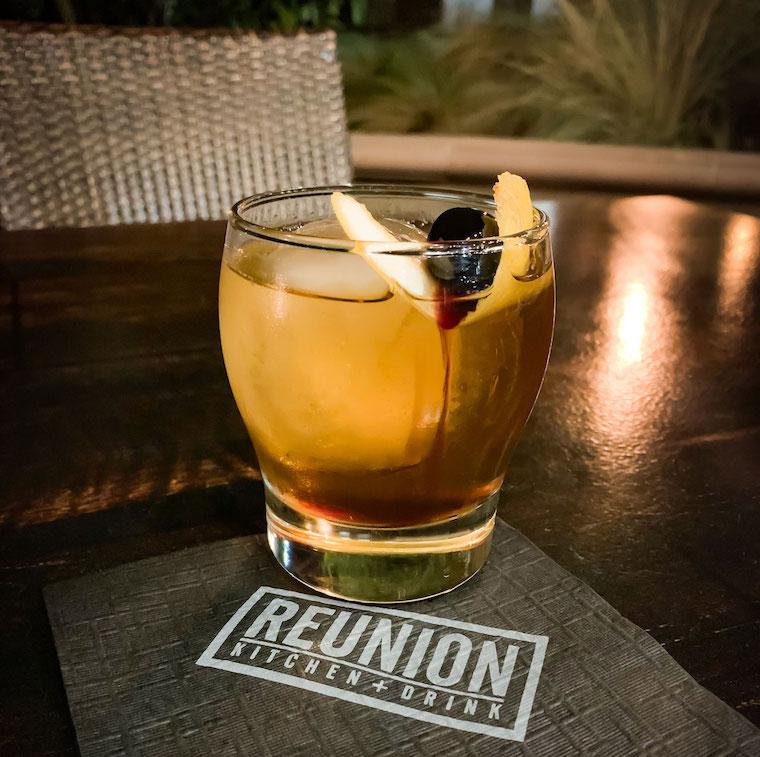 Vanilla Old Fashioned_by Reunion Kitchen & Drink