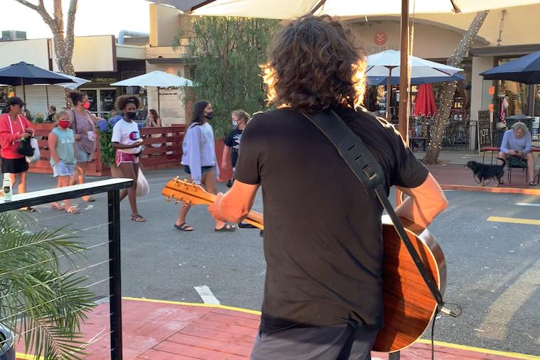 Jason Feddy promenade_credit City of Laguna Beach