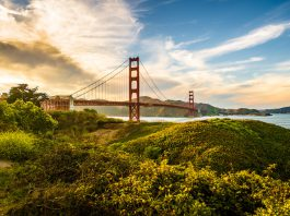 Golden Gate Bridge_credit wulfman65/Shutterstock.com
