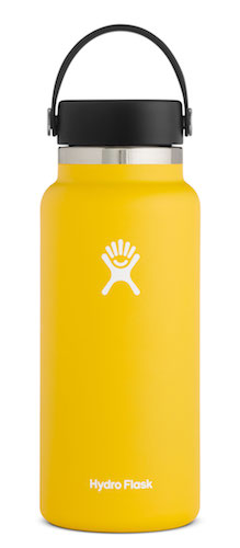 32-OUNCE WIDE MOUTH WATER BOTTLE by Hydro Flask