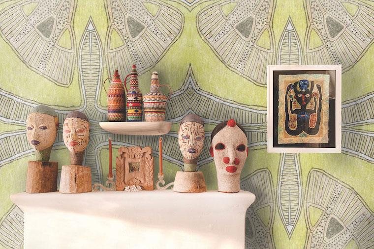 Pretending to Feel wallpaper_credit Diana Garreau