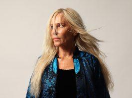 fashion designer Katharine Story in a kimono_credit Joe Scarnici