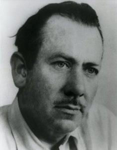 John Steinbeck-courtesy of the National Steinbeck Center, Salinas, CA