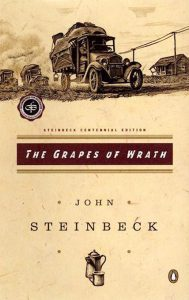 The Grapes of Wrath-courtesy of Penguin Random House
