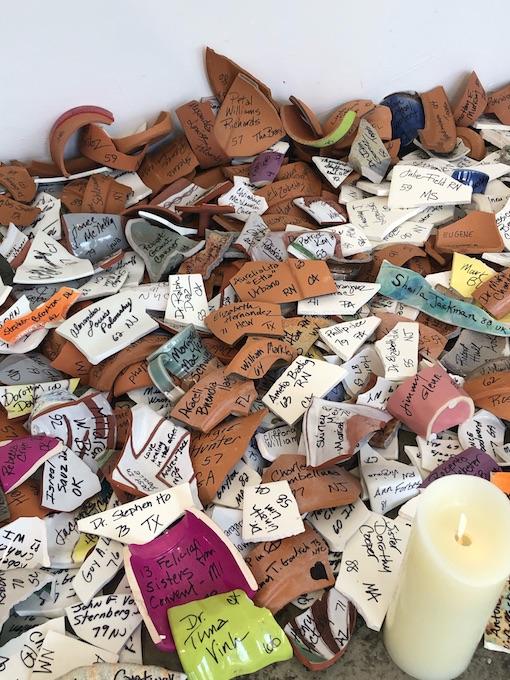 Shards in Memoriam_Photo by coastal eddy, a gallery