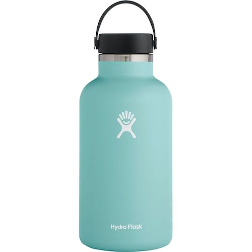 64-OUNCE WIDE MOUTH WATER BOTTLE