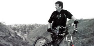 Troy Lee sitting on bicycle_credit Troy Lee Designs