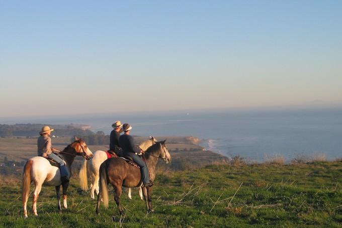 horseback riding_credit El Capitan Canyon